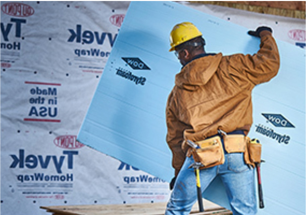 Tyvek® for building envelopes -- 特卫强 HomeWrap®